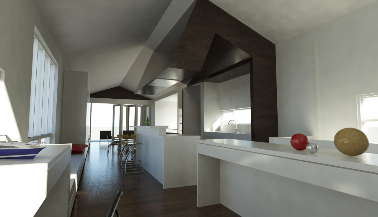 Perth Architects designer kitchen, residential architects perth